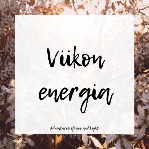 viikon energia